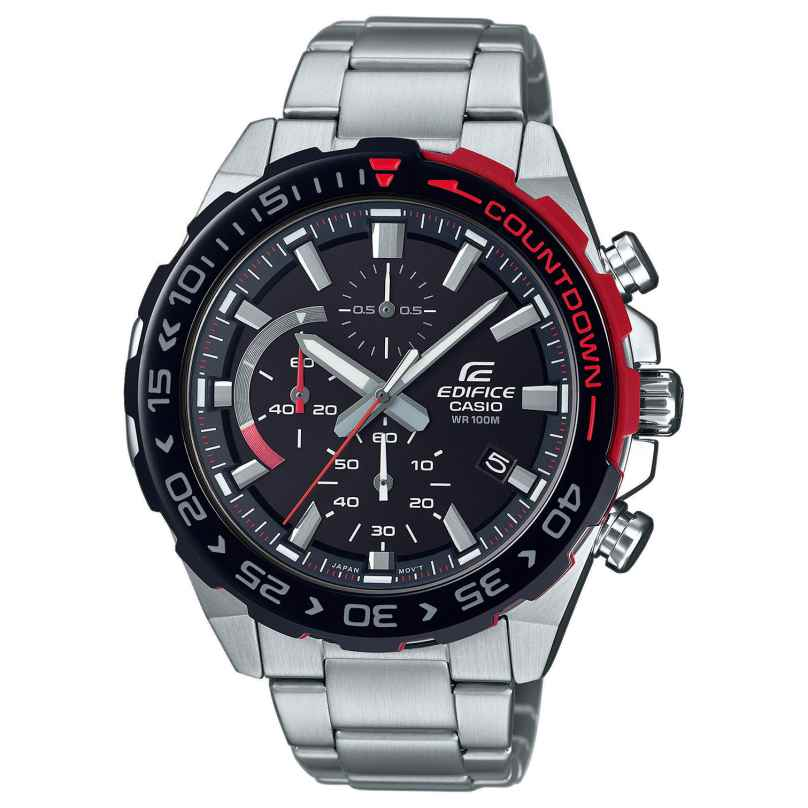 Casio EFR-566DB-1AVUEF Edifice Herrenuhr Chronograph 4549526225055