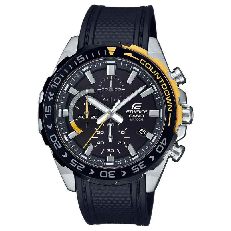 Casio EFR-566PB-1AVUEF Edifice Herrenuhr Chronograph 4549526225031