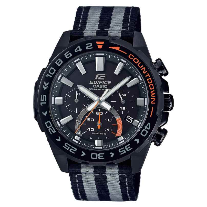 Casio EFS-S550BL-1AVUEF Edifice Herren-Solaruhr 4549526222818