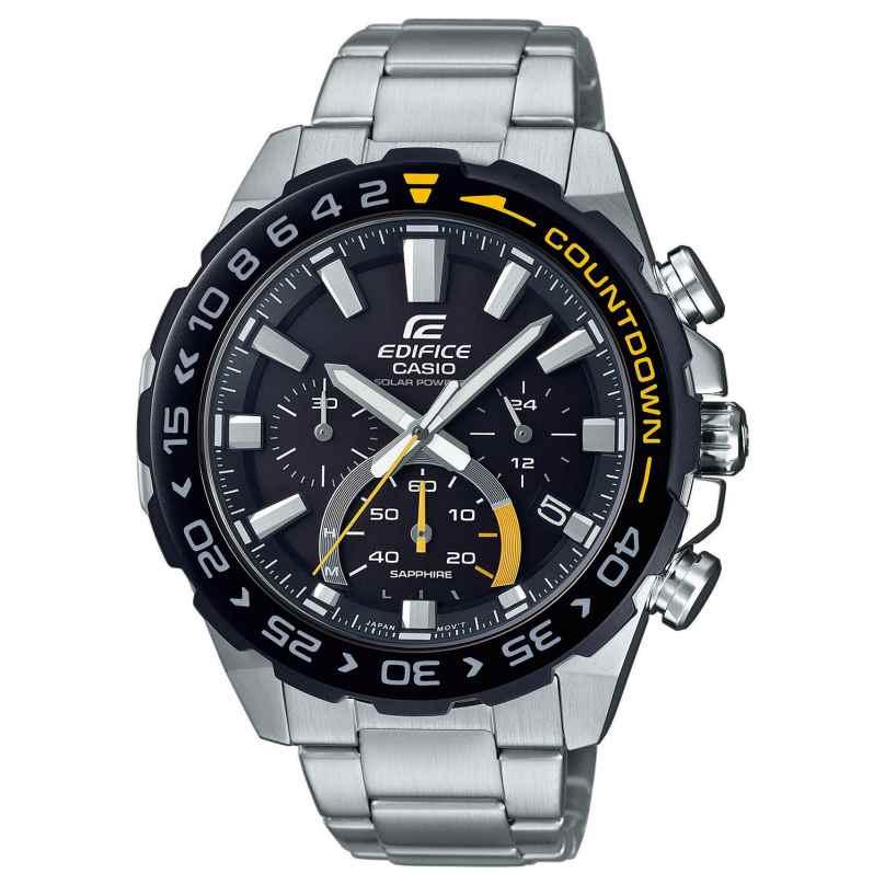 Casio EFS-S550DB-1AVUEF Edifice Herren-Solararmbanduhr 4549526222795