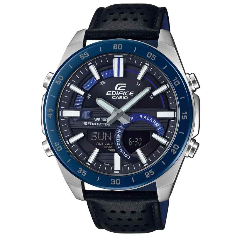 Casio ERA-120BL-2AVEF Edifice Men´s Watch Chronograph 4549526224980
