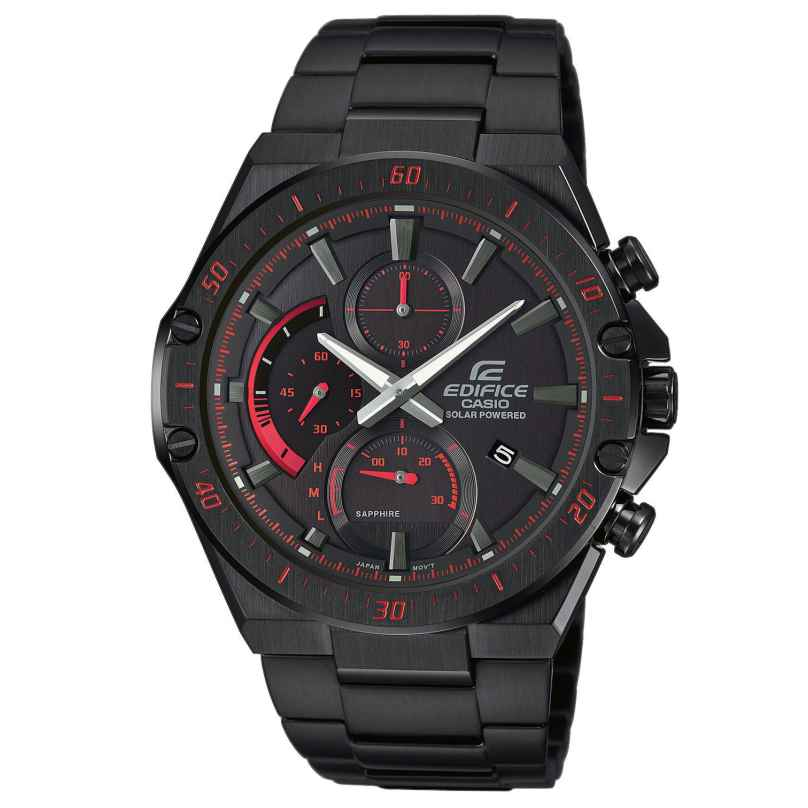 Casio EFS-S560DC-1AVUEF Edifice Herren-Solaruhr 4549526258060