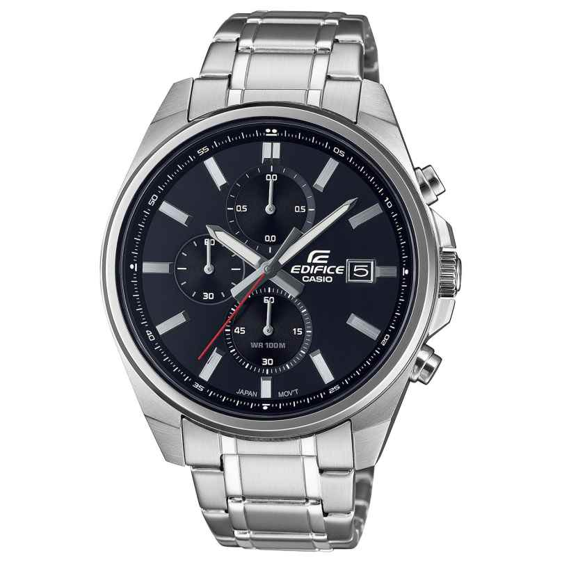 Casio EFV-610D-1AVUEF Edifice Men's Watch Chronograph 4549526297434