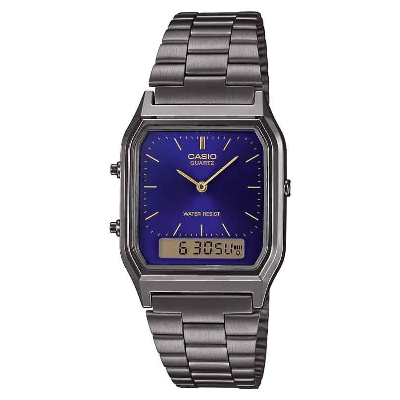 Casio AQ-230EGG-2AEF Ana-Digi Armbanduhr 4549526241161