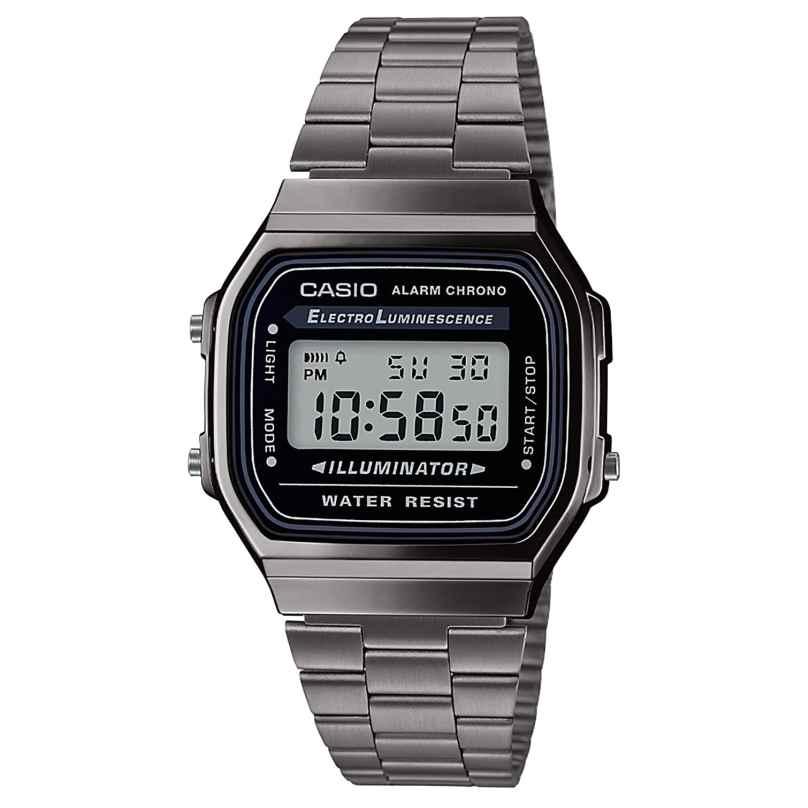 Casio A168WEGG-1AEF Vintage Armbanduhr 4549526240676