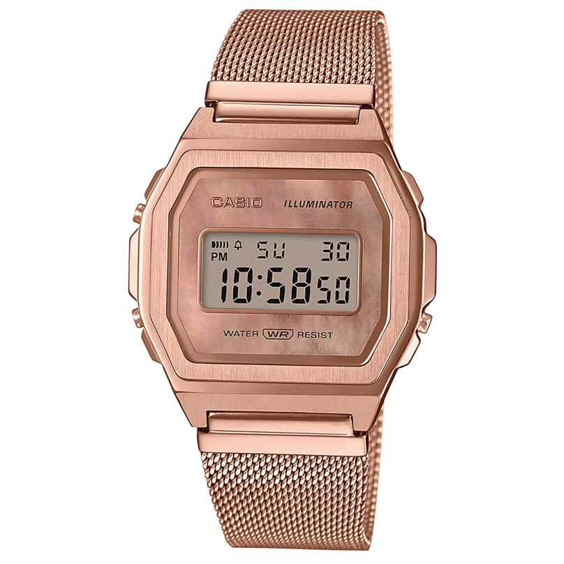 Casio A1000MPG-9EF Vintage Iconic Ladies' Watch 4549526245121