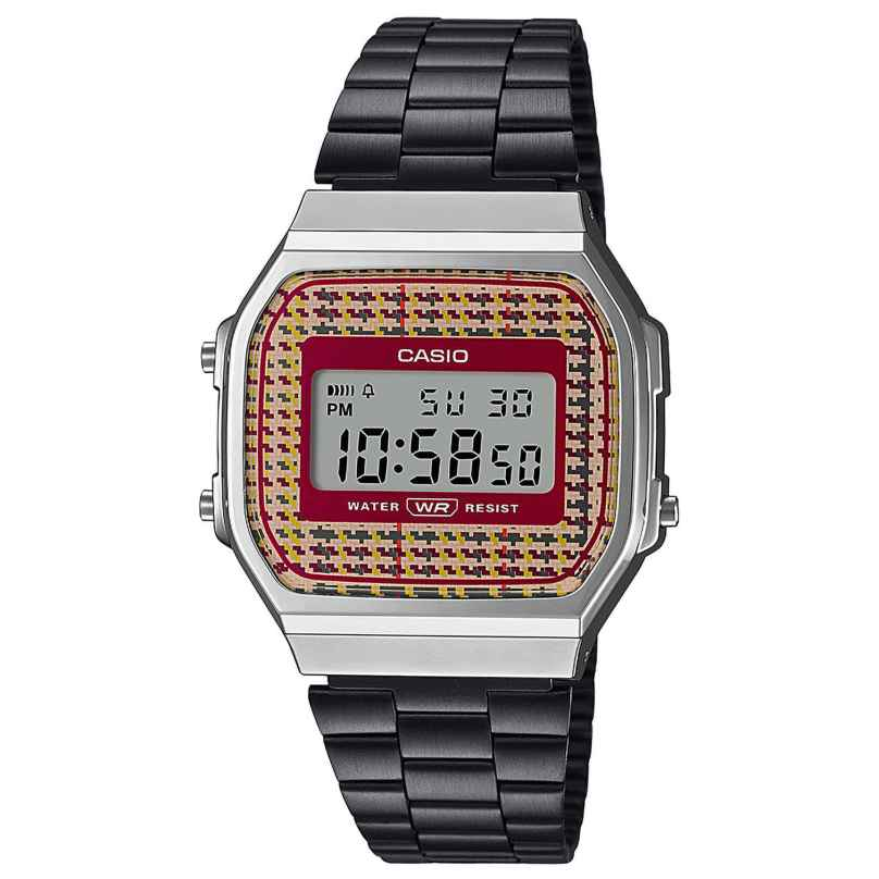 Casio A168WEFB-5AEF Digital Watch Vintage Retro 4549526278853
