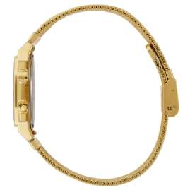 Casio A1000MG-9EF Vintage Iconic Women's Watch Gold Tone