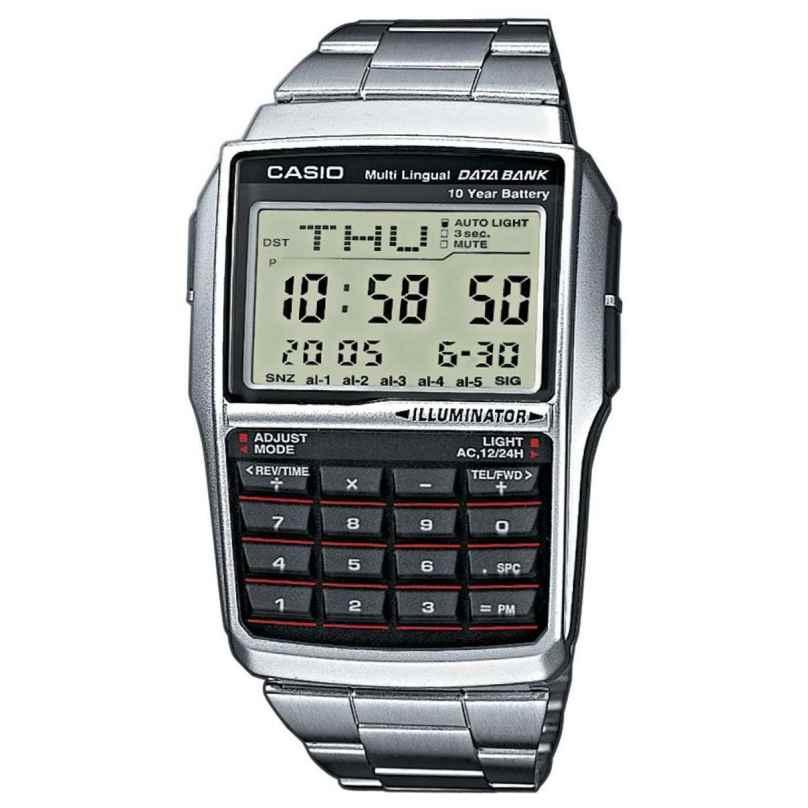 Casio DBC-32D-1AES Digital Watch with Calculator 4971850436751