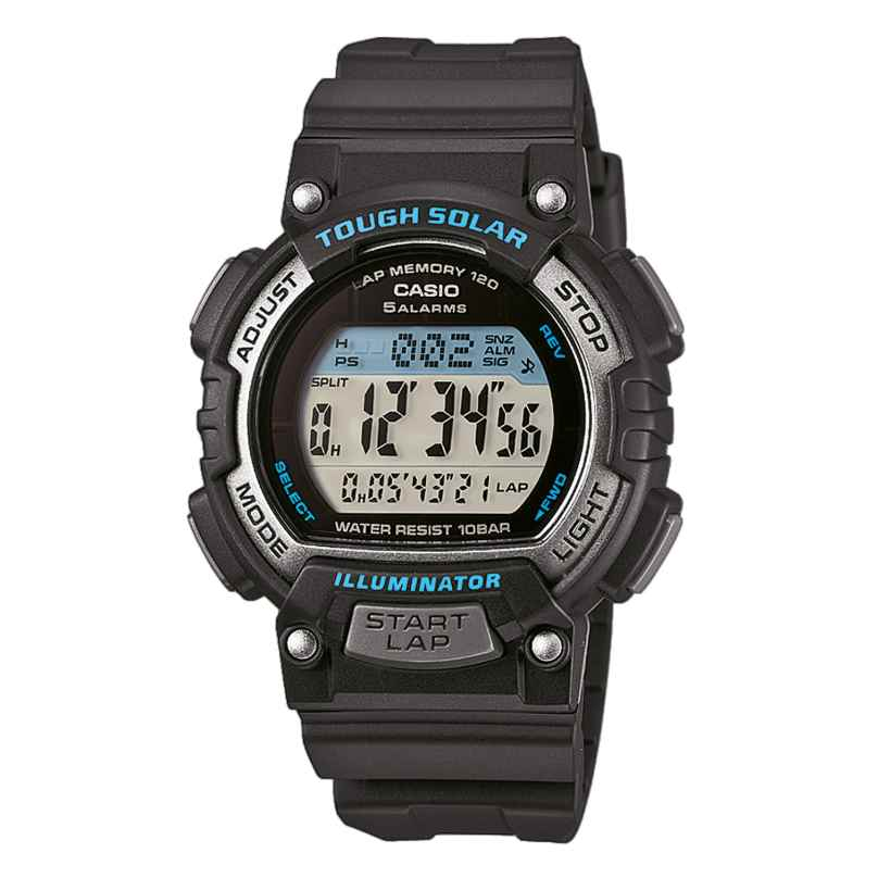 Casio STL-S300H-1AEF Sports Digital Solar Watch 4971850036067