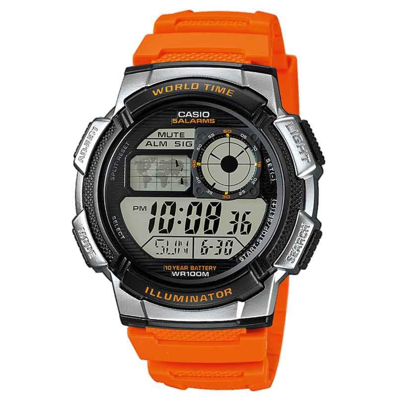 Casio AE-1000W-4BVEF Collection Digital Herrenuhr 4549526112133