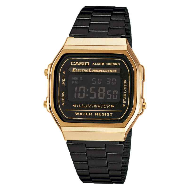 Casio A168WEGB-1BEF Collection Armbanduhr 4549526127144