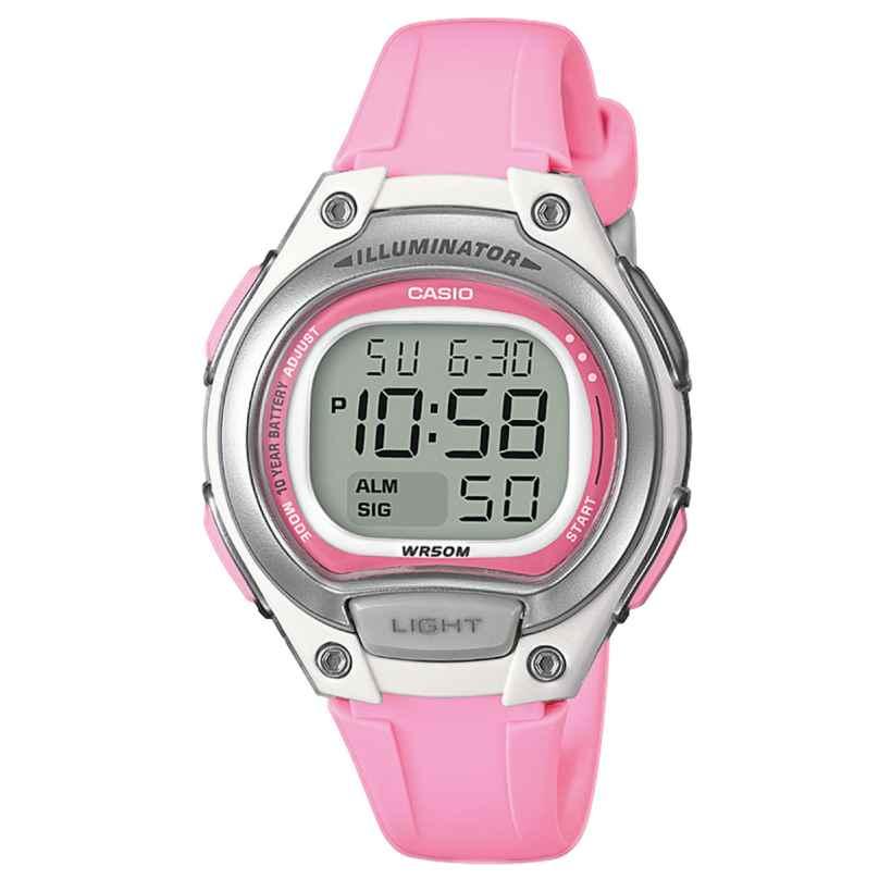 Casio LW-203-4AVEF Digitaluhr für Mädchen 4549526162978