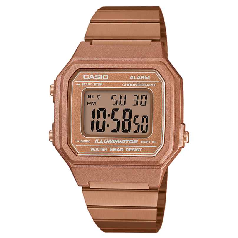 Casio B650WC-5AEF Digital-Armbanduhr 4549526169359