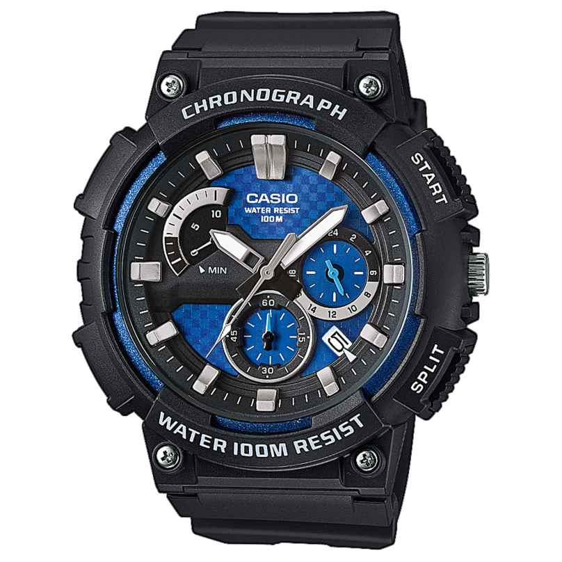 Casio MCW-200H-2AVEF Herrenuhr Chronograph 4549526174919
