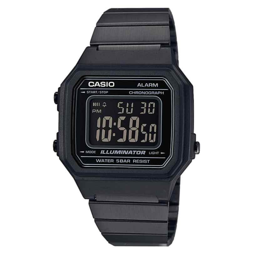 Casio B650WB-1BEF Retro Digitaluhr 4549526169298
