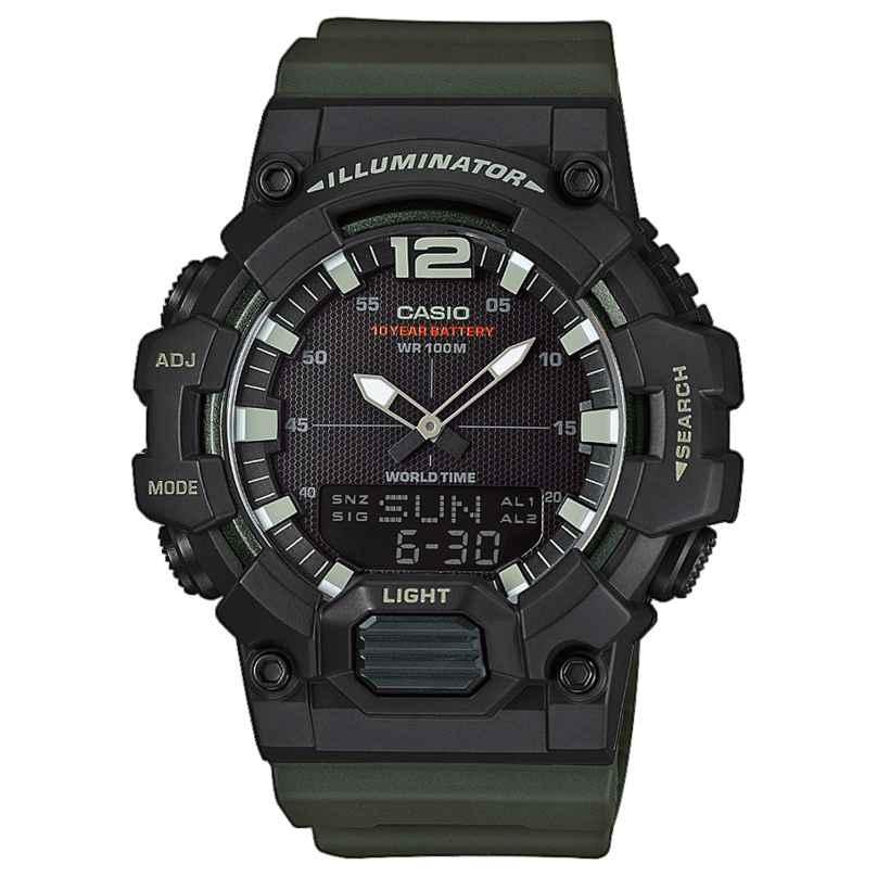 Casio HDC-700-3AVEF AnaDigi Herrenuhr Chronograph 4549526176432