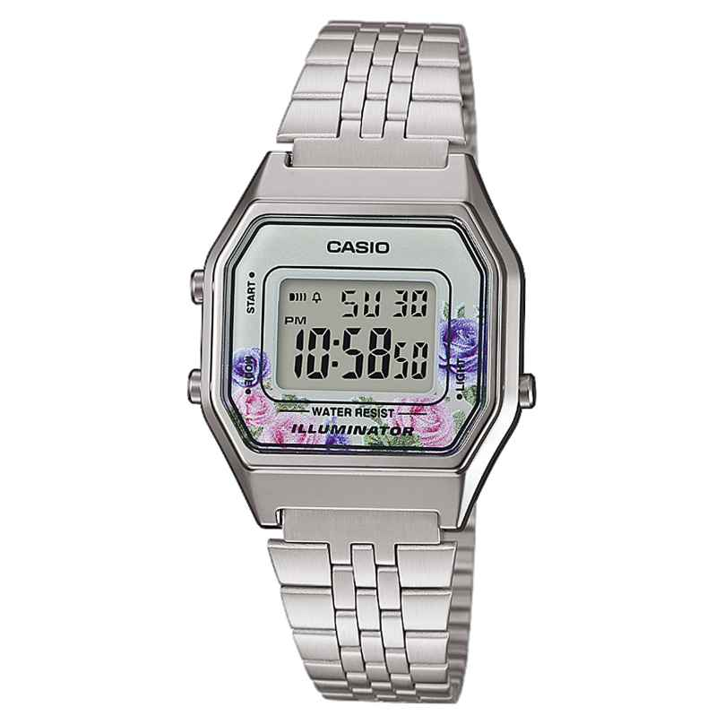Casio LA680WEA-4CEF Retro Damen-Digitaluhr 4549526178504