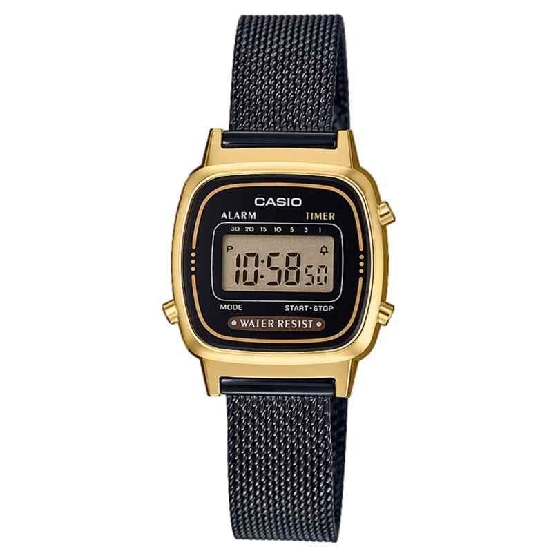 Casio LA670WEMB-1EF Retro Ladies Digital Watch 4549526187841
