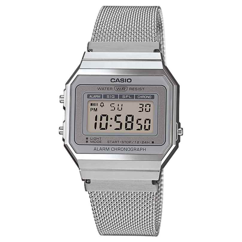 Casio A700WEM-7AEF Vintage Damenuhr 4549526221811