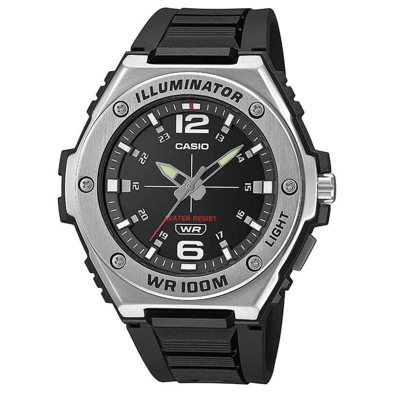 Casio MWA-100H-1AVEF Collection Herrenuhr Schwarz 4549526273827
