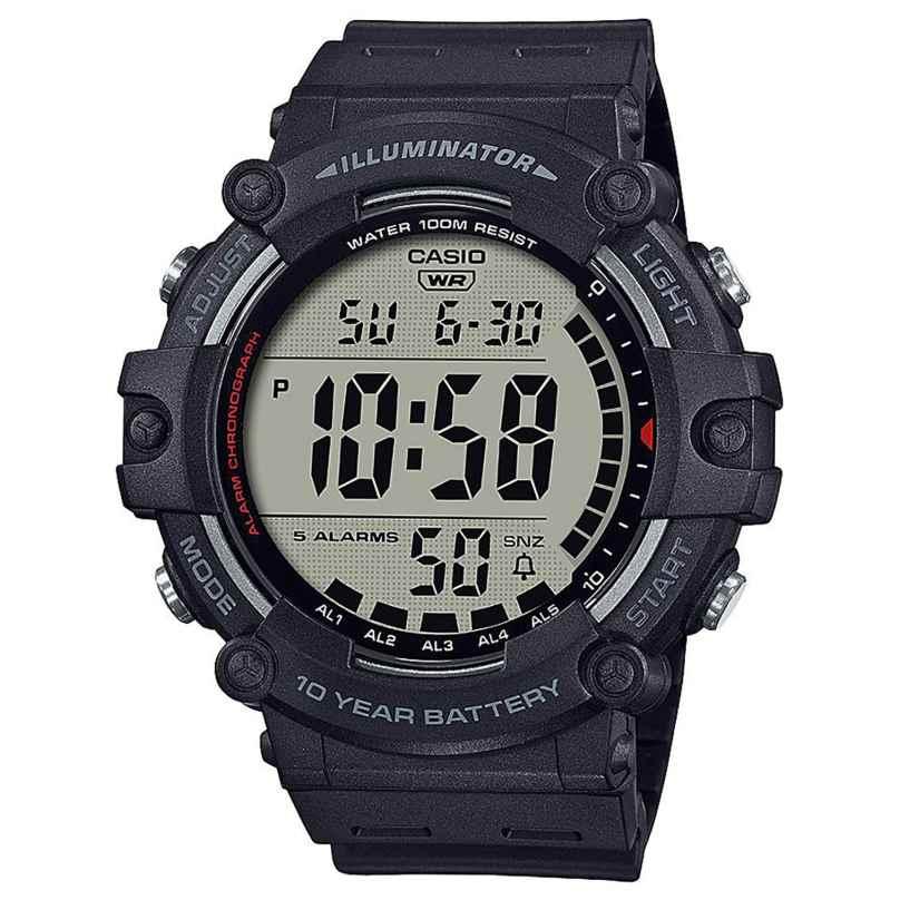 Casio AE-1500WH-1AVEF Collection Herrenuhr Digital Schwarz 4549526296949
