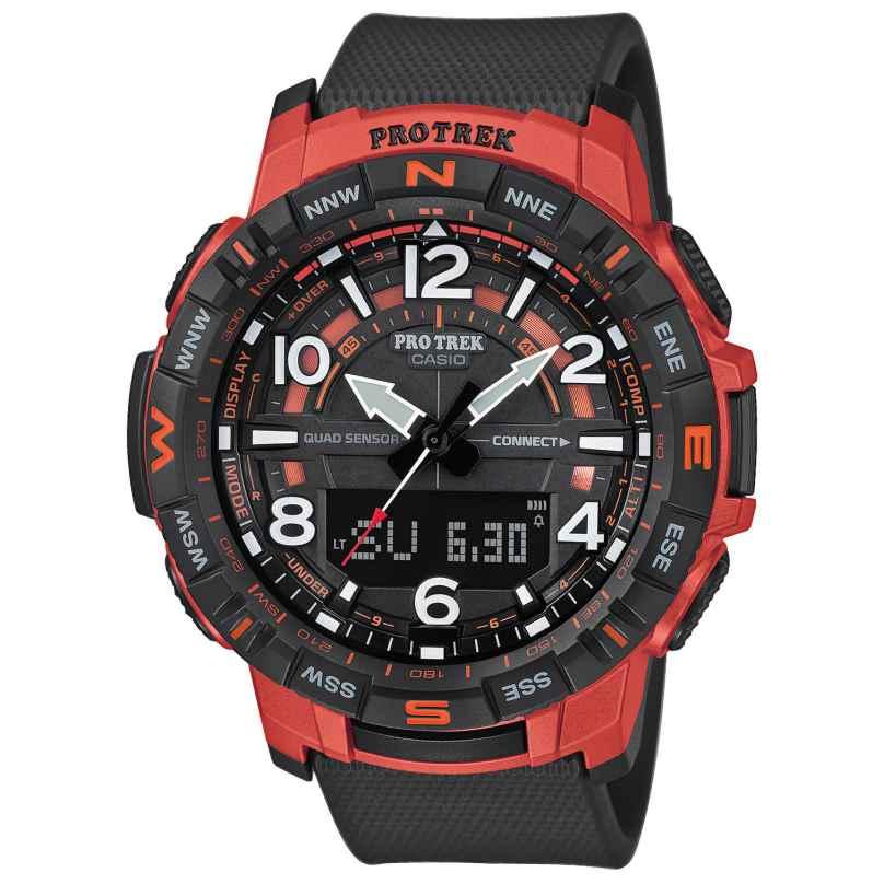 Casio PRT-B50-4ER Pro Trek Bluetooth Outdoor Men's Watch 4549526246562