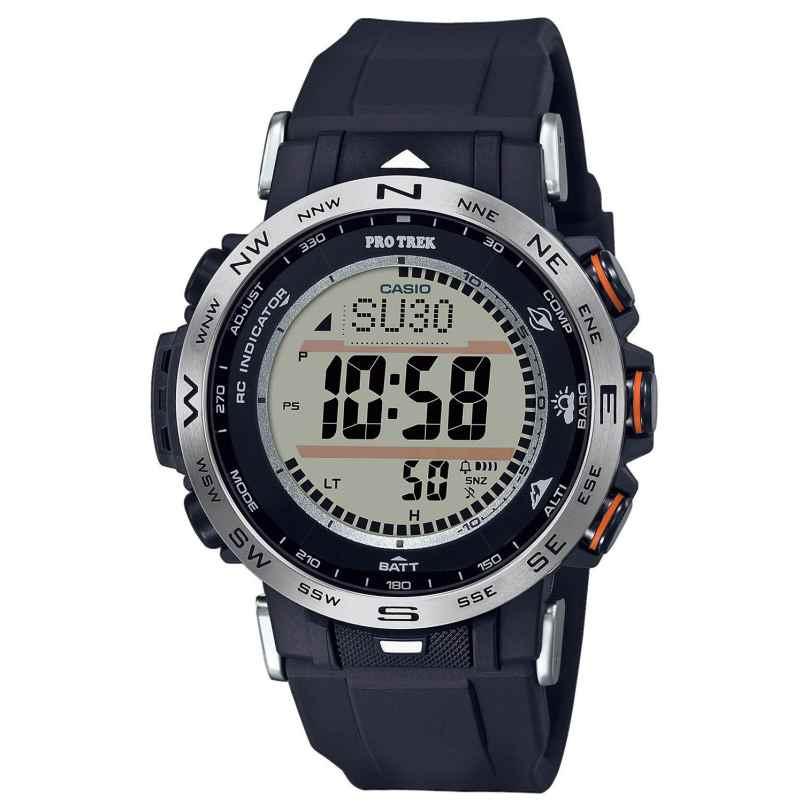 Casio PRW-30-1AER Pro Trek Outdoor Men's Watch Solar Black 4549526273124