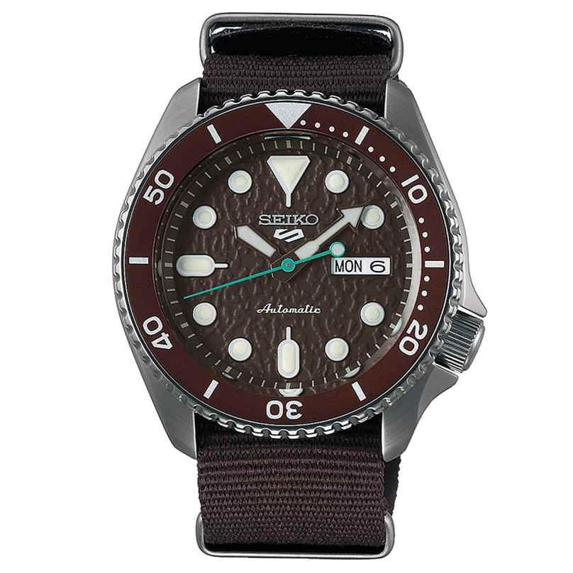 Seiko 5 Sports SRPD85K1 Automatik-Armbanduhr für Herren 4954628232335