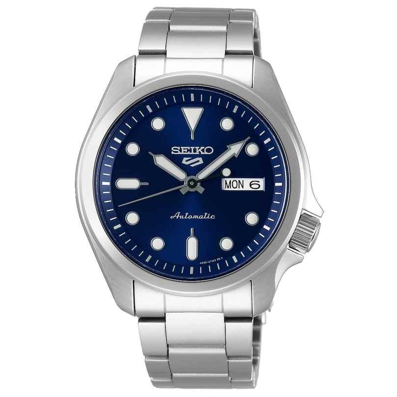 Seiko 5 Sports SRPE53K1 Herren-Armbanduhr Automatik Blau 4954628235596