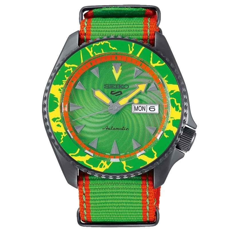 Seiko 5 Sports SRPF23K1 Automatic Men's Wristwatch Blanka 4954628238221