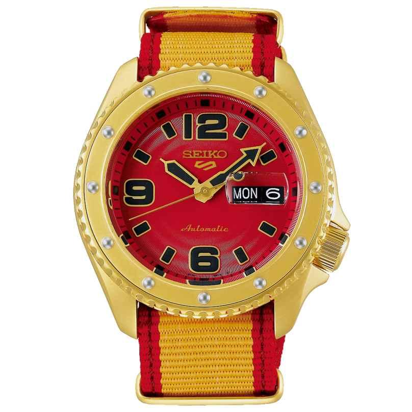 Seiko 5 Sports SRPF24K1 Automatik Herrenuhr Zangief 4954628238238