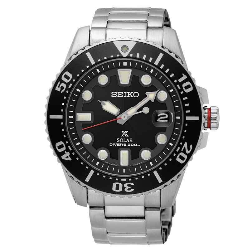 Seiko SNE437P1 Prospex Solar Mens Dive Watch 4954628210692