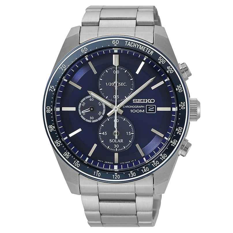 Seiko SSC719P1 Solar Men´s Watch Chronograph 4954628228246