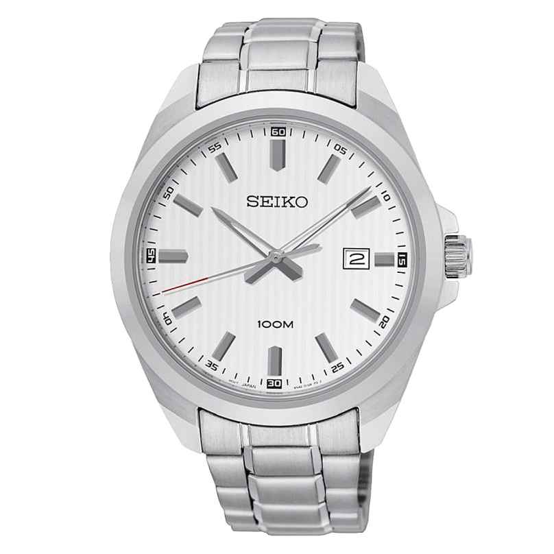 Seiko SUR273P1 Herrenuhr Quarz 10 bar Wasserdicht 4954628226402