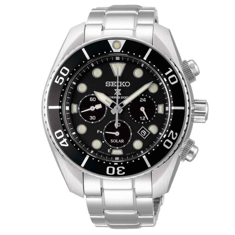 Seiko SSC757J1 Prospex Sea Solar-Chronograph für Herren 4954628233707