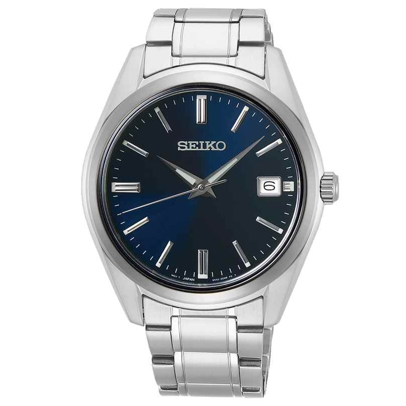 Seiko SUR309P1 Herren-Armbanduhr mit Saphirglas blau 4954628233899