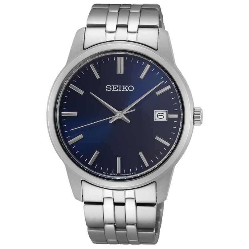 Seiko SUR399P1 Herren-Quarzuhr Blau 4954628238757