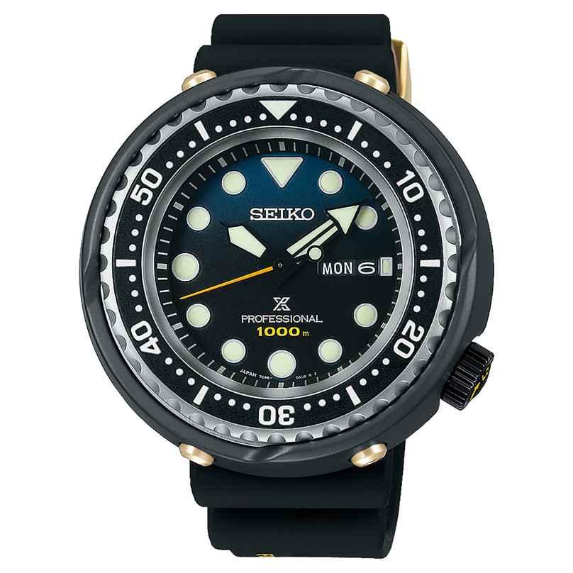 Seiko S23635J1 Prospex Profi-Taucheruhr für Herren Limited Edition 4954628240934