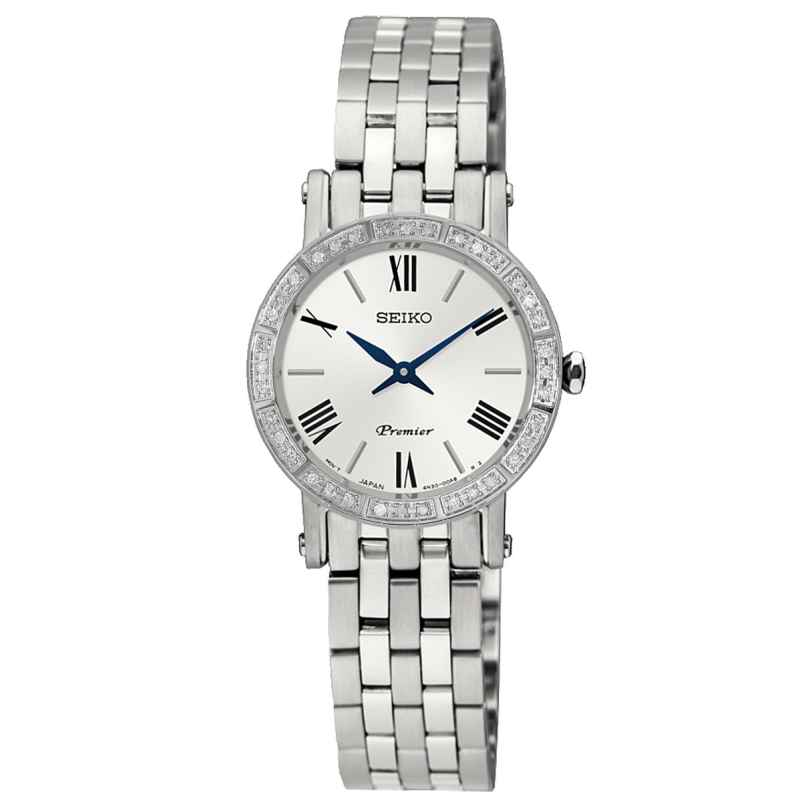 Seiko SWR023P1 Premier Damen-Armbanduhr 4954628216199