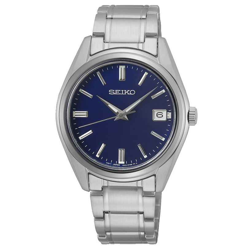 Seiko SUR317P1 Ladies' Wristwatch with Sapphire Crystal Blue 4954628233417