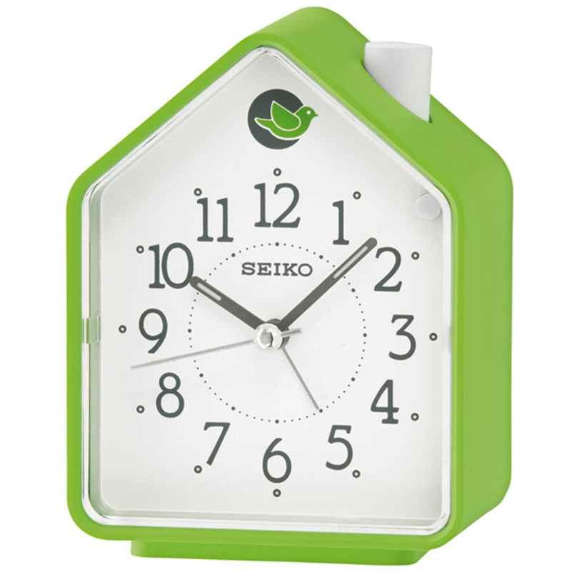 Seiko QHP002M Alarm Clock with Bird Sounds 4517228827662