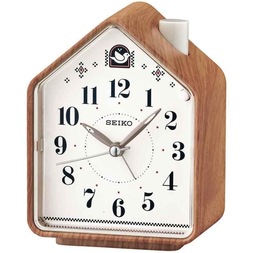 Seiko QHP005A Alarm Clock with Bird Voices 4517228832390