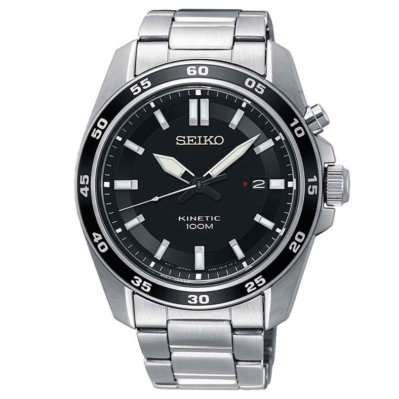 Seiko SKA785P1 Kinetic Herrenarmbanduhr 4954628225511
