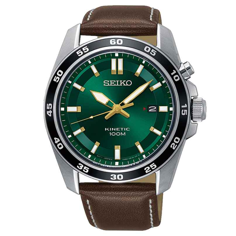 Seiko SKA791P1 Kinetic Men's Watch 4954628225542