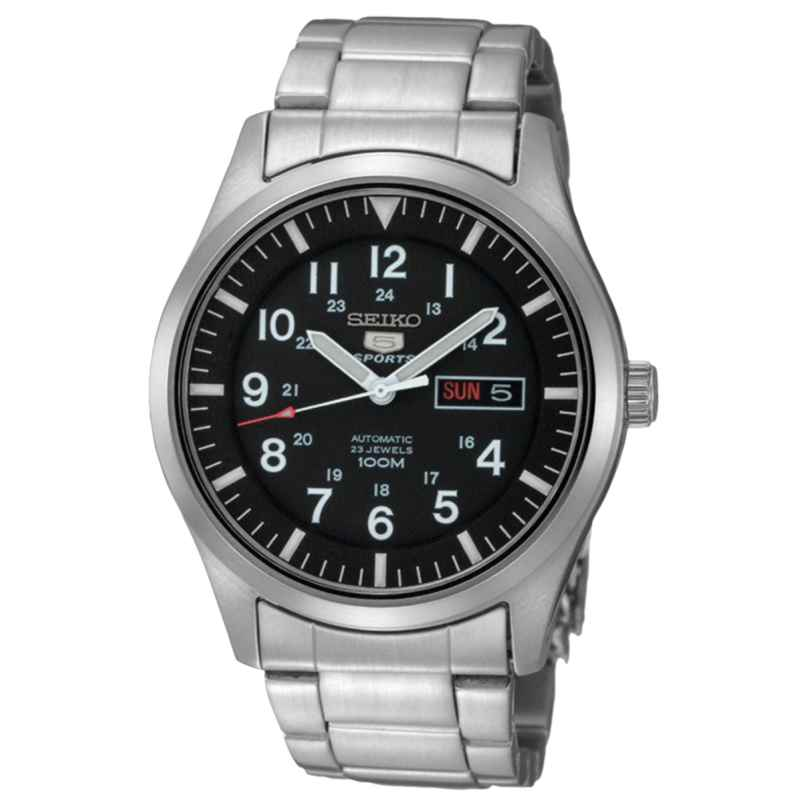 Seiko SNZG13K1 Sport Gents Automatic Watch Seiko 5 4954628108913