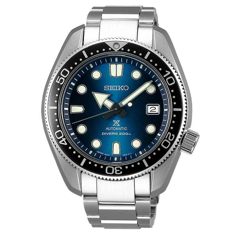 Seiko SPB083J1 Herren-Taucheruhr Prospex Automatik Diver mit Wechselband 4954628225559