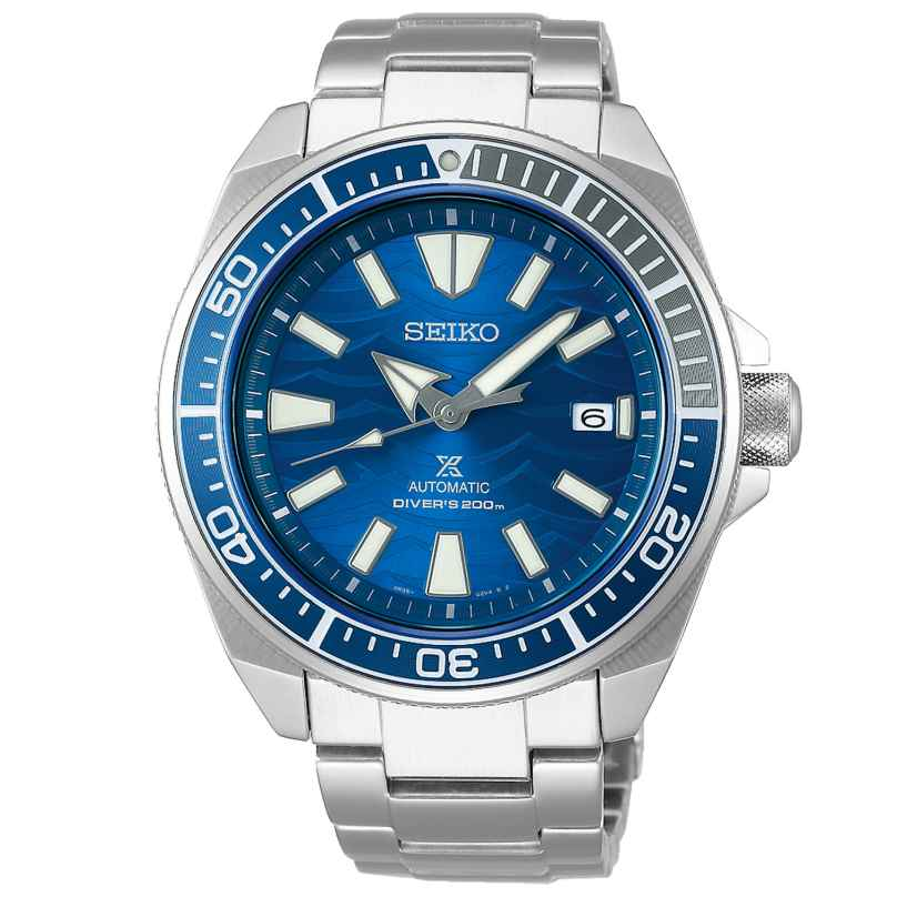 Seiko SRPD23K1 Prospex Diver Herrenuhr Automatik Samurai 4954628230539