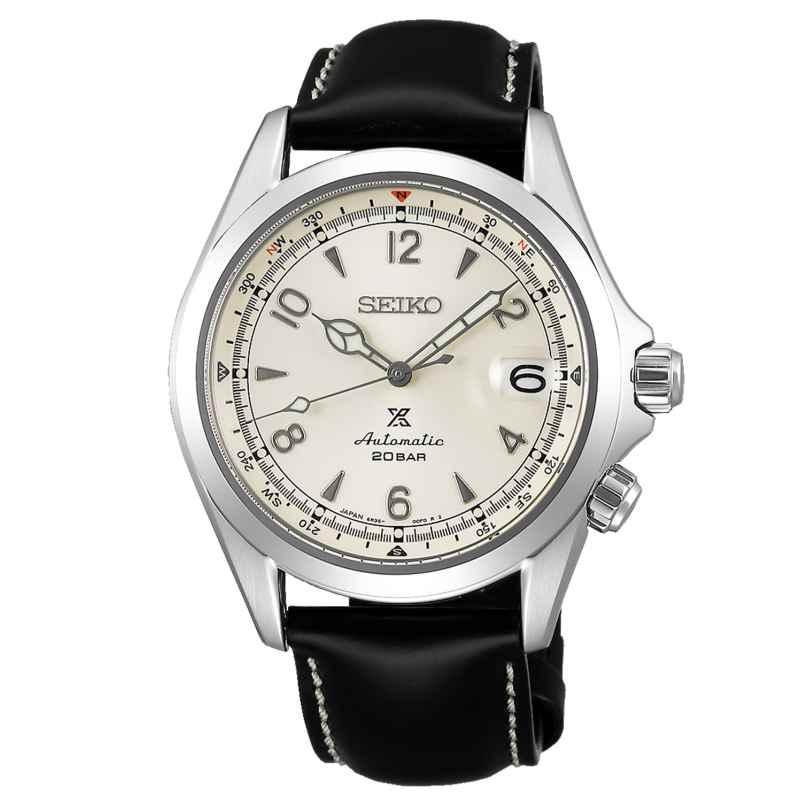 Seiko SPB119J1 Prospex Land Herren-Automatikuhr mit Kompass 4954628232915