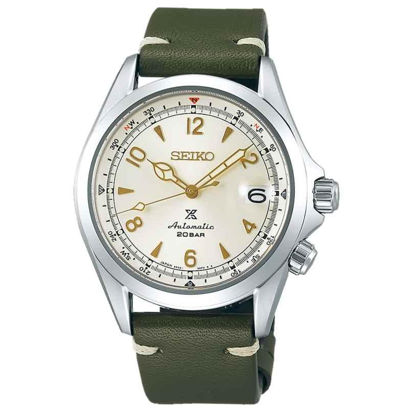 Seiko SPB123J1 Prospex Land Herren-Automatikuhr mit Kompass 4954628232939